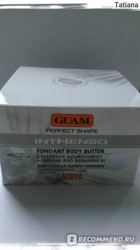 Крем для тела  Guam inthenso burro corpo fondente фото