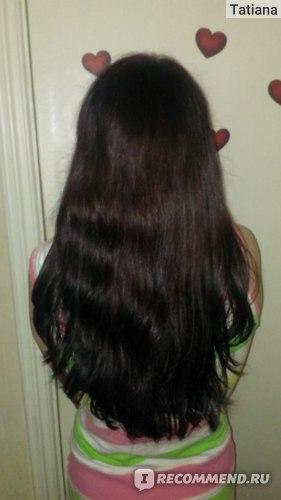 добавила новое фото, волосы в настоящий момент