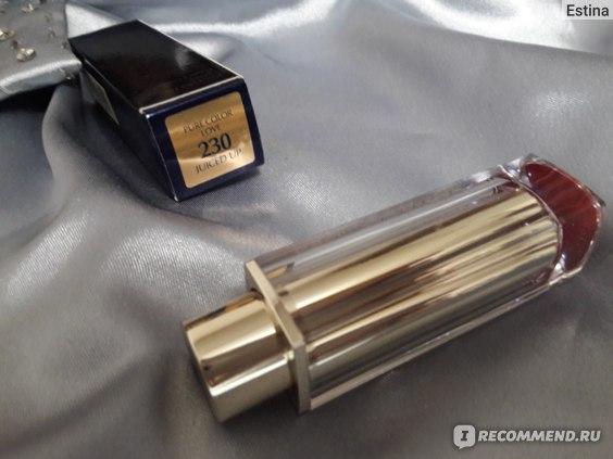 Губная помада Estee Lauder Pure Color Love Lipstick фото