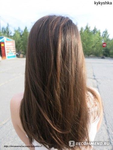 Маска для волос KeraSys Salon Care Moringa Voluming Treatment фото