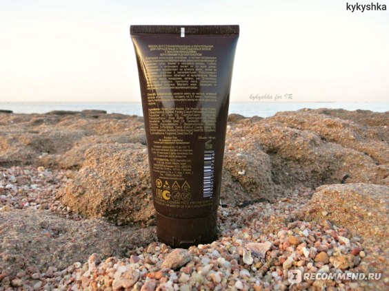 Маска Deora восстанавливающая и питательная для окрашенных и повреждённых волос - ОПИСАНИЕ