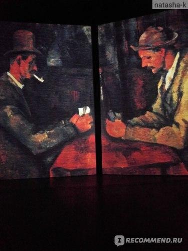 Выставка мультимедийного искусства «От Моне до Сезанна. Французские импрессионисты», Санкт-Петербург фото