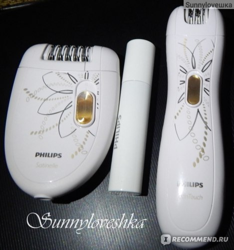 Эпилятор Philips HP 6540 фото
