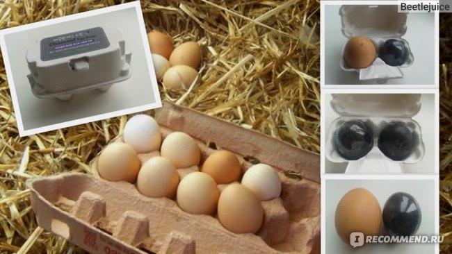 Мыло ручной работы Holika Holika Egg Soap  фото