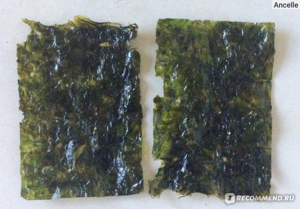 Морская капуста Сибуки стандарт фото