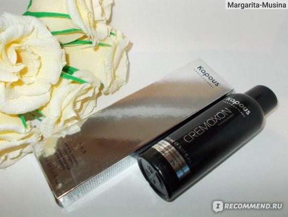 Крем-краской для волос «Kapous Professional»