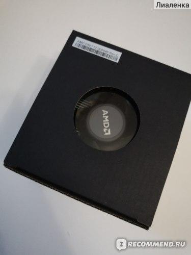 процессор AMD Ryzen 5 2600 BOX