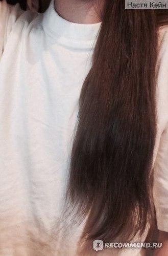 Волосы сразу после помывки и применения этого средства