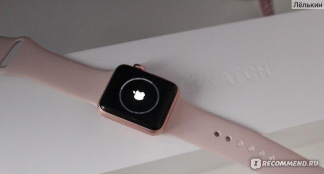 Умные часы Apple Watch Sport series 2 фото