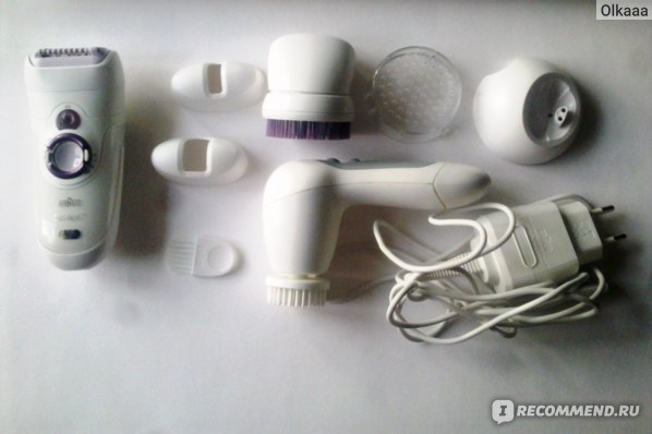 Эпилятор Braun 7931 Silk-epil 7 SkinSpa фото
