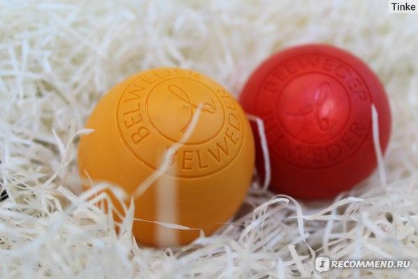 Антиоксидантный бальзам для губ Belweder с витаминами С, E и бета-каротином  фото