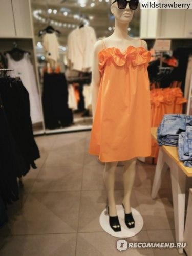 Сеть магазинов H&M фото