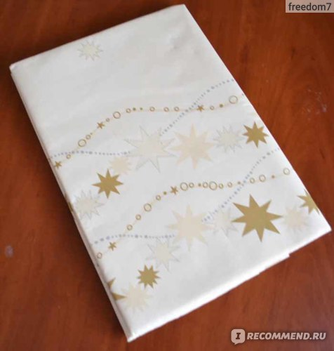 Флизелиновая скатерть TextileArt