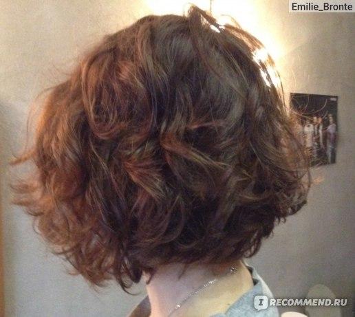Волосы после использования только шампуня