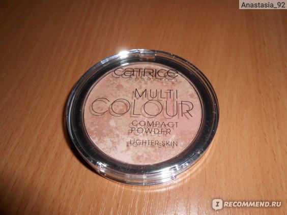 Пудра компактная Catrice Multi-Colour фото