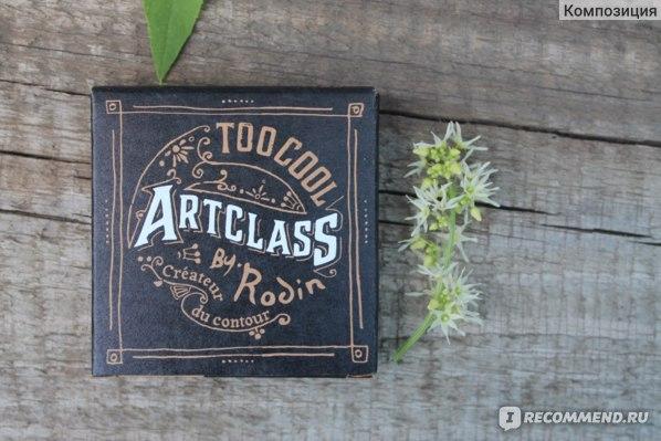Контурирующая пудра Too Cool for School ART CLASS BY RODIN 3 COLOR MULTI SHADING POWDER фото