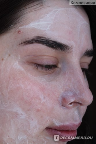 Увлажняющая SPA-маска для сухой кожи лица с лифтинг-эффектом AsiaSpa Тайский секрет Живительный иланг-иланг