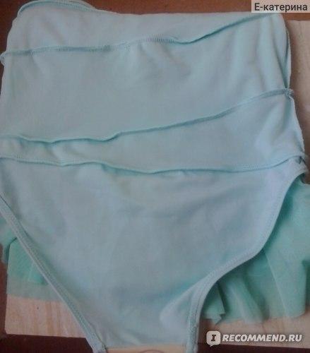Купальник AliExpress Lovely Sexy Fanshion Monokini Swimdress Swimwear Swimsuit 4 colors фото