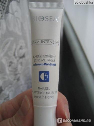 Крем-бальзам Biosea ULTRA INTENSIVE c комплексом Marin Nutritif фото