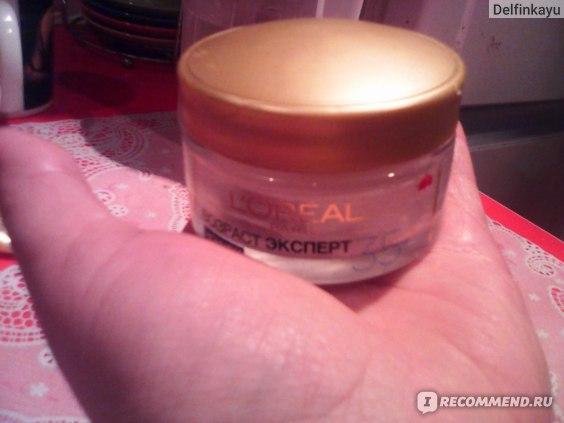 Крем для лица ночной L'Oreal Paris Возраст эксперт 35+ фото