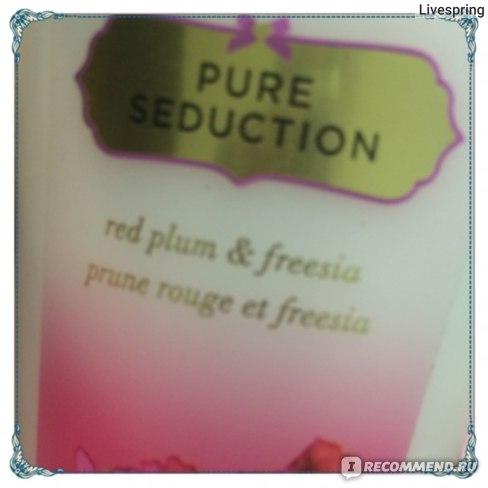 Лосьон для тела Victoria's Secret  Pure Seduction фото