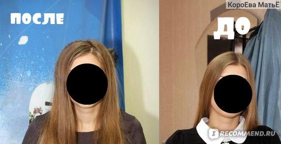 Кератиновое выпрямление волос Cadiveo Plastica Dos Fios фото