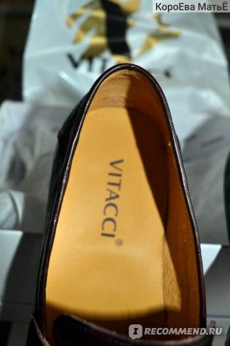 Туфли Vitacci М 17079 фото