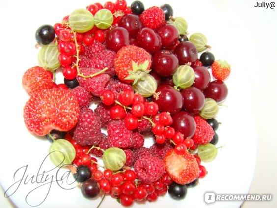 Микс из ягод