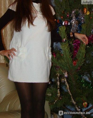 платье 1 вид спереди