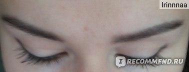 Тушь для ресниц Eveline c эффектом 4D extension volume professional make-up false defintion & deep carbon  фото