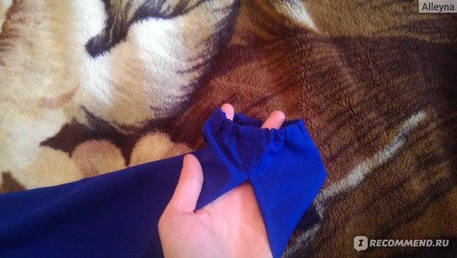 резинка рукава