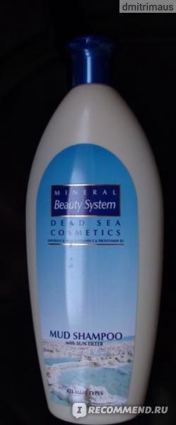 Шампунь Mineral Beauty System z Mud shampoo  фото