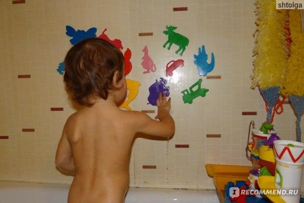 Сказка Игрушки для ванной  фото