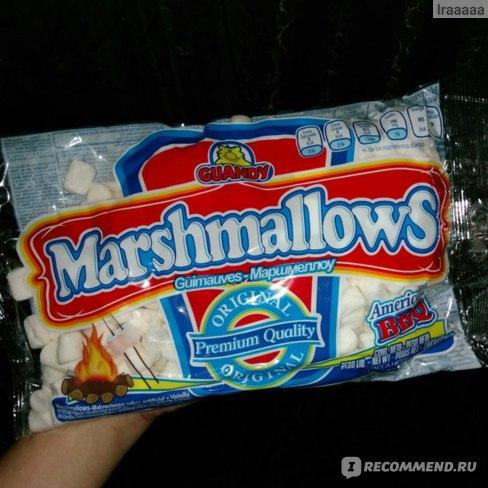 Маршмеллоу Guandy Marshmallows фото