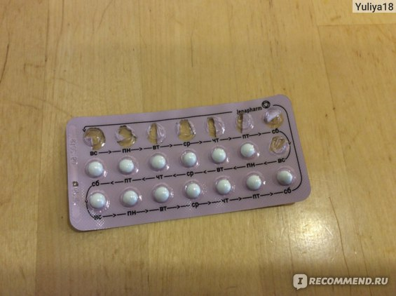 Контрацептивы Schering AG Фемоден фото