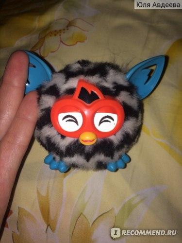 Hasbro Ферби малыш Зигзаг  фото