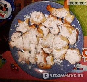 Пудра Парфэ Декор Мельница с нетающей сахарной пудрой фото