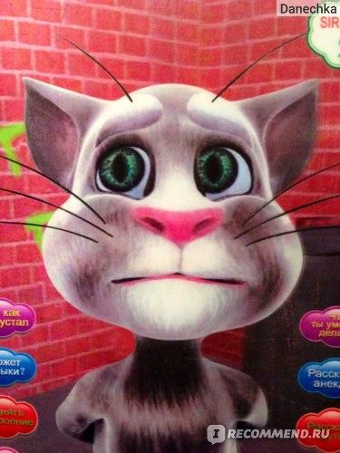 Детский планшет говорящий кот том фото