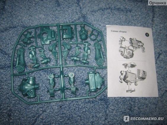 Технолог Киборг Z-XL (игрушка-конструктор из ударопрочного пластика) фото