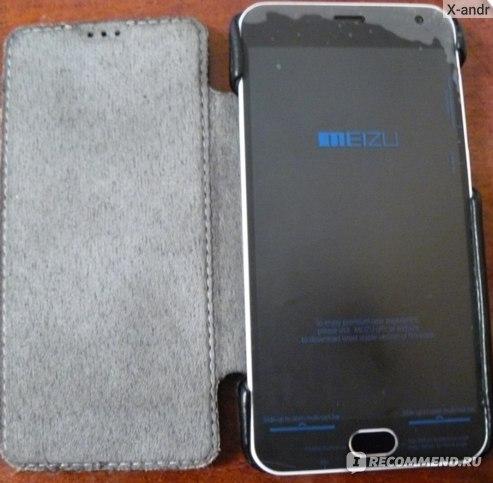 Китайский смартфон Meizu m2