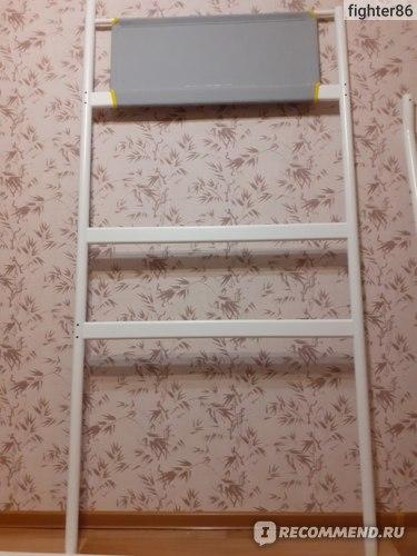 Кровать-чердак Икеа Витвал фото