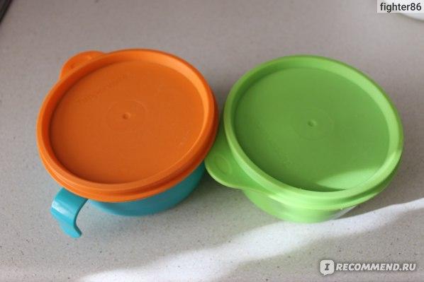 Тарелка Tupperware Мисочка «Малыш» (280 мл), 2 шт фото