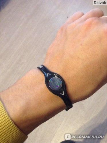 Энергетический браслет Power Balance фото