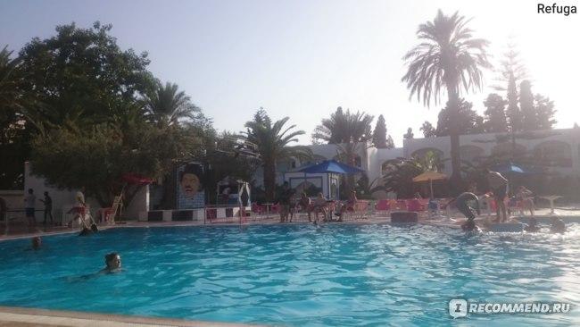 Dessole le Hammamet Resort 4*, Тунис, Хаммамет фото