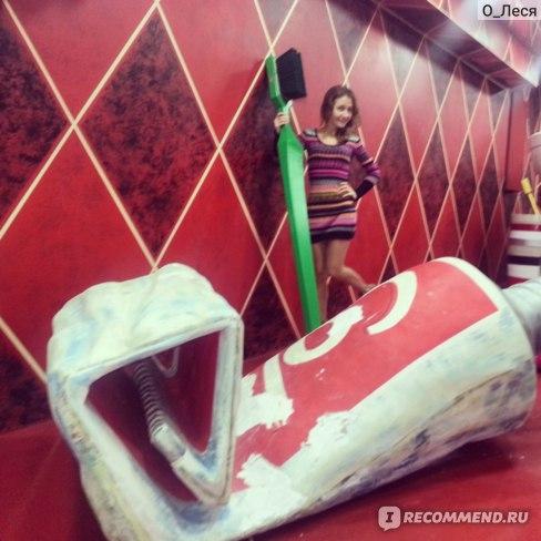 Музей Дом великана, Москва фото