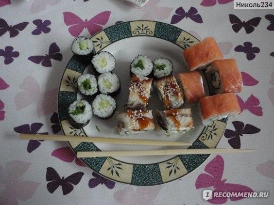 ЭДО доставка суши в Тольятти фото