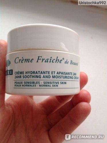 Крем для лица Nuxe Creme Fraiche de Beaute 24 фото
