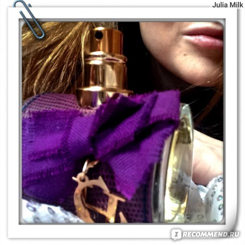 Carolina Herrera CH Eau De Parfum Sublime  фото