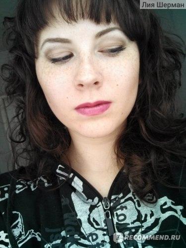 Помада MUA MUA (Makeup Academy) Lipstick  фото