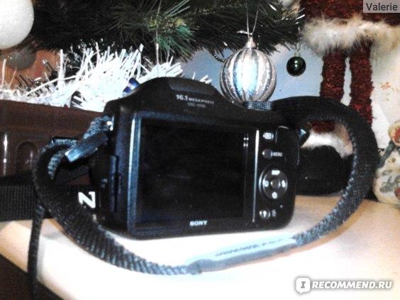 Sony Cyber-Shot DSC-H100 фото